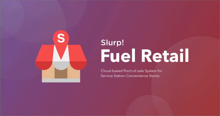 Slurp! Introduces Point-of-Sale System for Service Station Convenience Stores