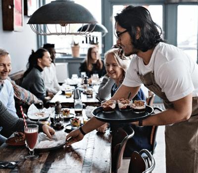 food business malaysia waiter