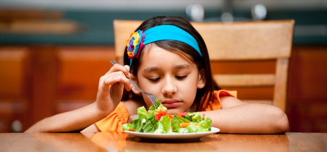 3 Ways to Deal With Picky Eaters